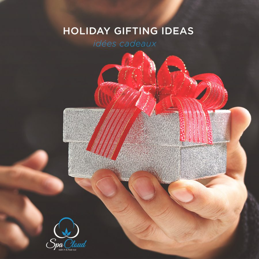 Curated Holiday Gift Ideas from Spa Cloud