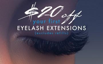 Eyelash Promo