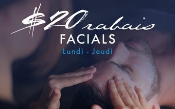 Facial Promo